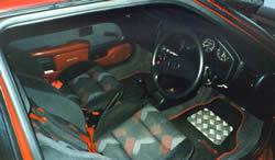 pug106 styling - interior styling